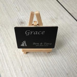 Printed Mini Chalkboard