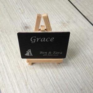 Printed Mini Chalkboard