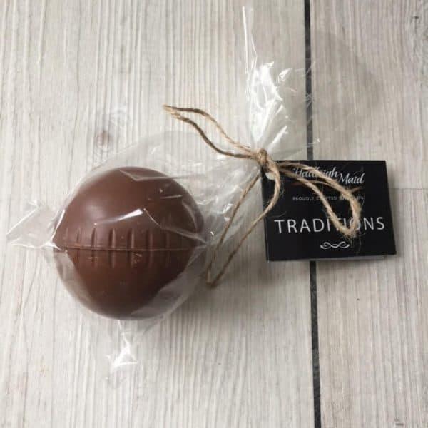 Chocolate Cricket Ball