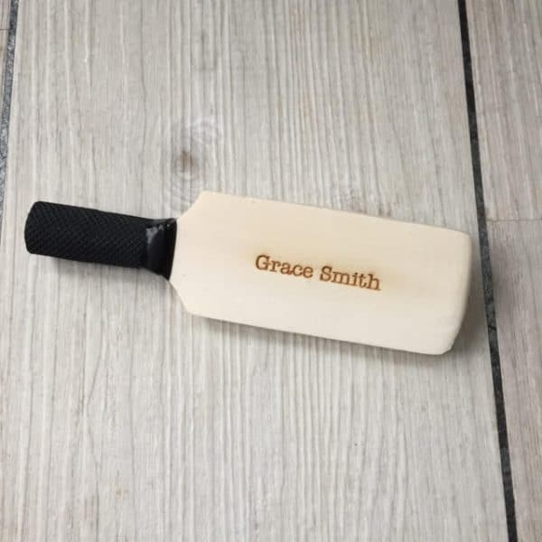 Personalised Engraved Cricket Bat - 15cm