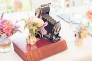 oldcameraandbook