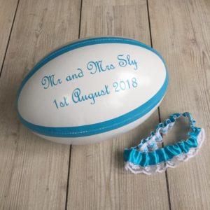 garter rugby ball