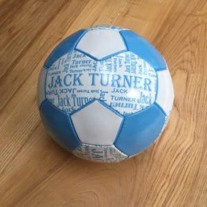 Personalised Football
